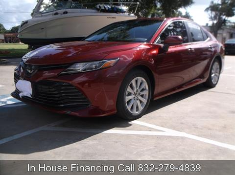 2018 Toyota Camry for sale in Sealy, TX