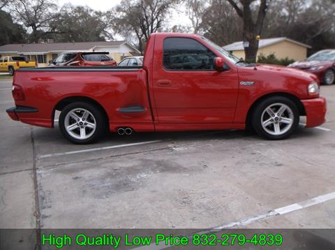 Ford F  Svt Lightning For Sale In Sealy Tx