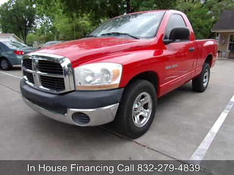 2006 Dodge Ram Pickup 1500 for sale in Sealy, TX