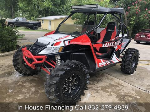2014 Arctic Cat WILD GTX 1000 for sale in Sealy, TX