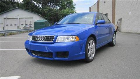 2002 Audi S4 for sale at B&B Auto LLC in Union NJ