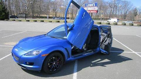 2004 Mazda RX-8 for sale at B&B Auto LLC in Union NJ