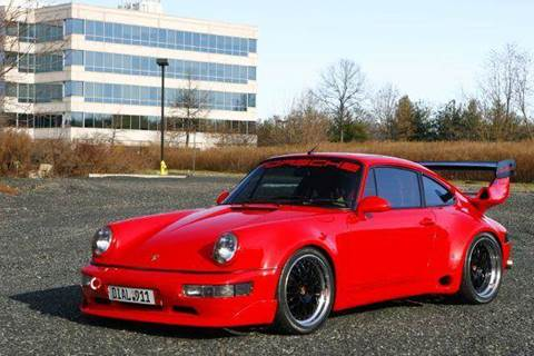 1988 Porsche 911 for sale at B&B Auto LLC in Union NJ