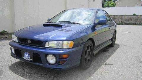 2000 Subaru Impreza for sale at B&B Auto LLC in Union NJ