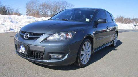 2009 Mazda MAZDASPEED3 for sale at B&B Auto LLC in Union NJ