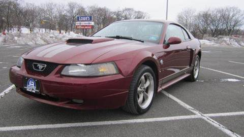 2004 Ford Mustang for sale at B&B Auto LLC in Union NJ
