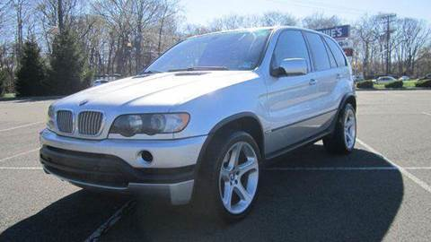 2002 BMW X5 for sale at B&B Auto LLC in Union NJ