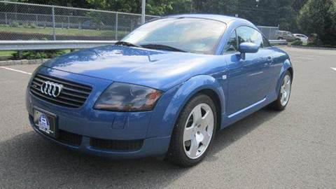 2002 Audi TT for sale at B&B Auto LLC in Union NJ