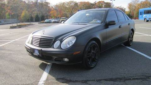 2006 Mercedes-Benz E-Class for sale at B&B Auto LLC in Union NJ