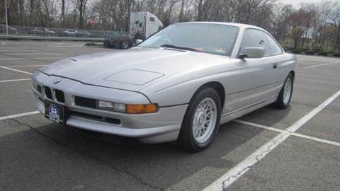 1991 BMW 8 Series for sale at B&B Auto LLC in Union NJ