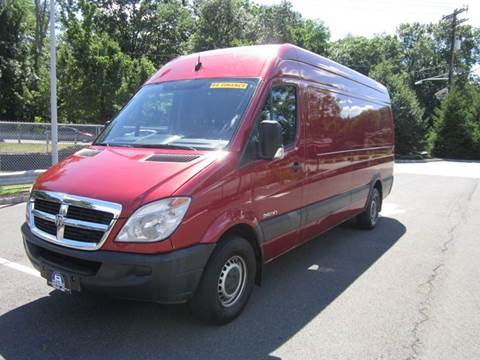 2007 Dodge Sprinter Cargo for sale at B&B Auto LLC in Union NJ