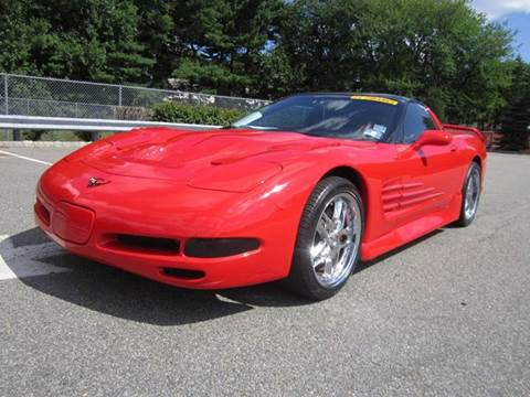 2002 Chevrolet Corvette for sale at B&B Auto LLC in Union NJ