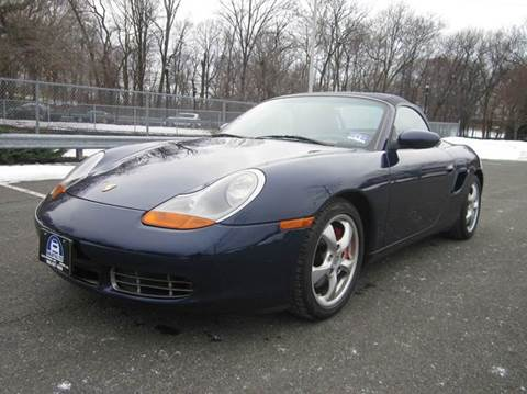 2002 Porsche Boxster for sale at B&B Auto LLC in Union NJ