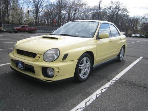2002 Subaru Impreza for sale at B&B Auto LLC in Union NJ