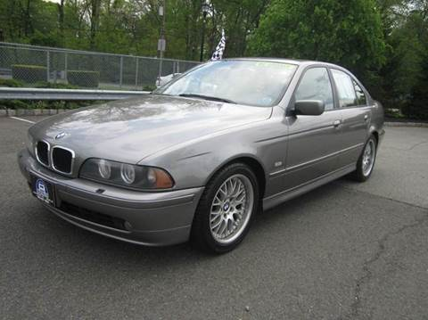 2002 BMW 5 Series for sale at B&B Auto LLC in Union NJ