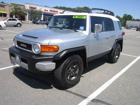 2008 Toyota FJ Cruiser for sale at B&B Auto LLC in Union NJ