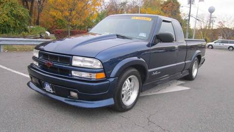 2002 Chevrolet S-10 for sale at B&B Auto LLC in Union NJ