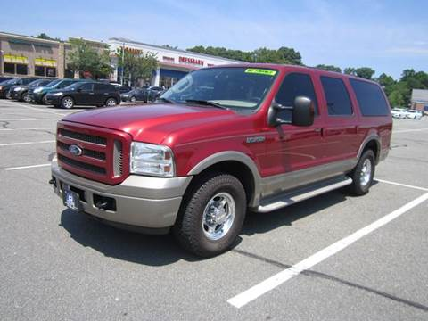 2005 Ford Excursion for sale at B&B Auto LLC in Union NJ