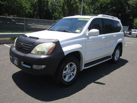 2004 Lexus GX 470 for sale at B&B Auto LLC in Union NJ