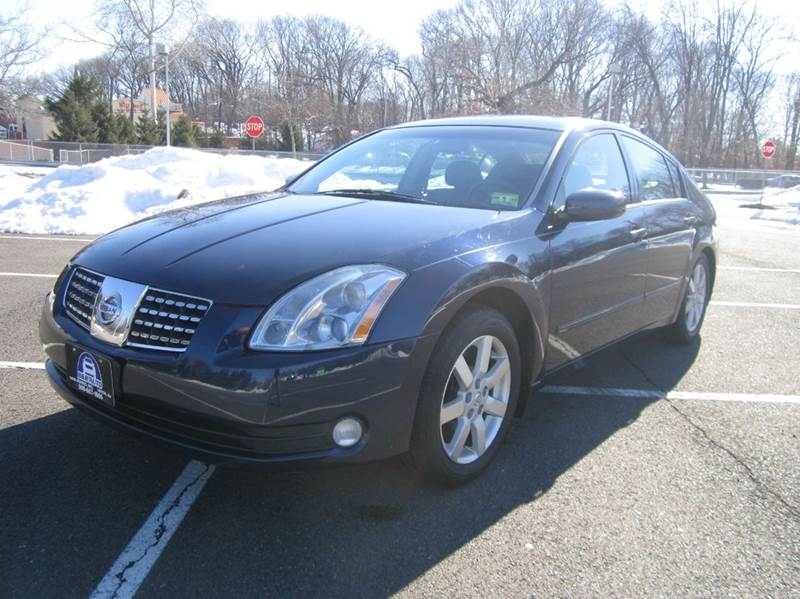 2004 Nissan Maxima 35 Sl 4dr Sedan In Union Nj Bb Auto Llc