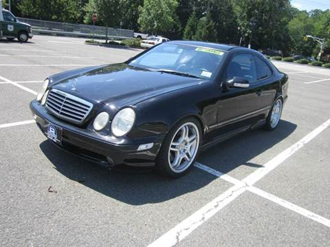 2001 Mercedes-Benz CLK for sale at B&B Auto LLC in Union NJ