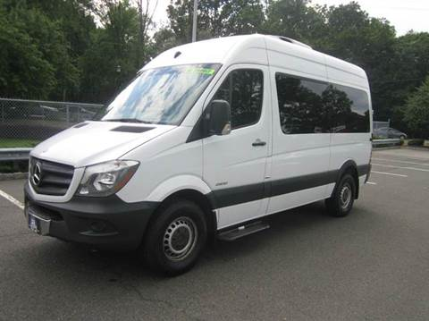2014 Mercedes-Benz Sprinter for sale at B&B Auto LLC in Union NJ