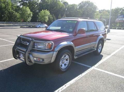 2002 Toyota 4Runner for sale at B&B Auto LLC in Union NJ