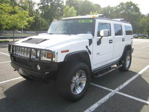 2003 HUMMER H2 for sale at B&B Auto LLC in Union NJ