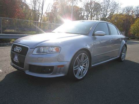 2007 Audi RS 4 for sale at B&B Auto LLC in Union NJ