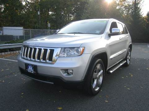 2012 Jeep Grand Cherokee for sale at B&B Auto LLC in Union NJ