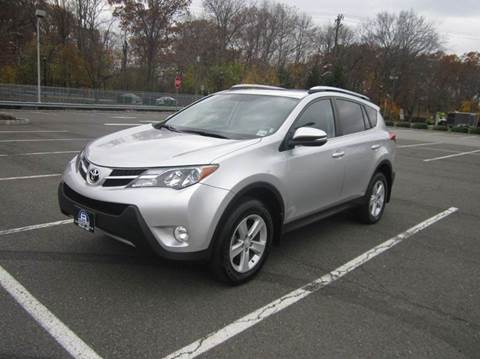 2013 Toyota RAV4 for sale at B&B Auto LLC in Union NJ