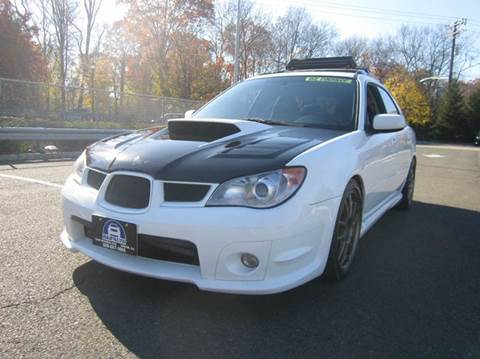 2006 Subaru Impreza for sale at B&B Auto LLC in Union NJ