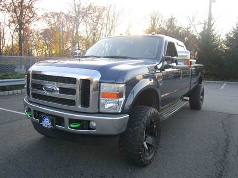 2008 Ford F-350 Super Duty for sale at B&B Auto LLC in Union NJ