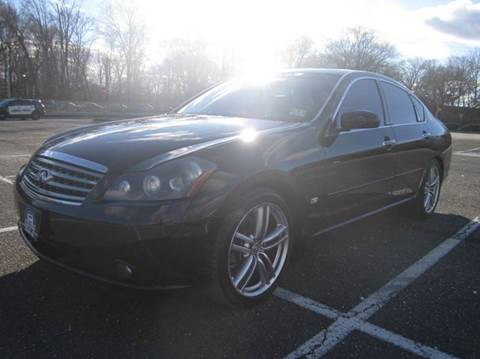 2007 Infiniti M45 for sale at B&B Auto LLC in Union NJ