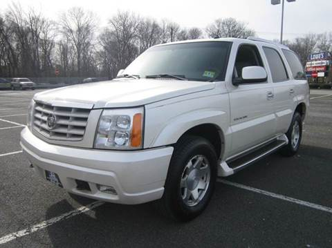 2003 Cadillac Escalade for sale at B&B Auto LLC in Union NJ