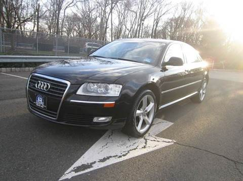 2009 Audi A8 L for sale at B&B Auto LLC in Union NJ