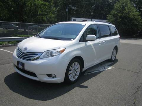 2011 Toyota Sienna for sale at B&B Auto LLC in Union NJ