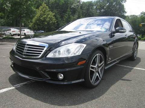 2008 Mercedes-Benz S-Class for sale at B&B Auto LLC in Union NJ
