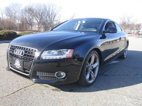2009 Audi A5 for sale at B&B Auto LLC in Union NJ