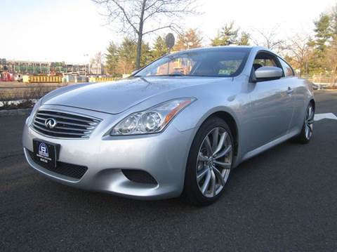 2008 Infiniti G37 for sale at B&B Auto LLC in Union NJ