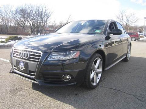 2012 Audi A4 for sale at B&B Auto LLC in Union NJ
