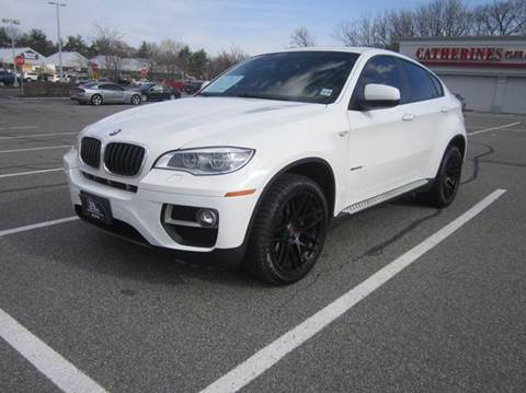 2013 BMW X6 for sale at B&B Auto LLC in Union NJ