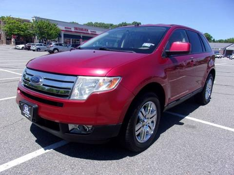 2007 Ford Edge For Sale >> Ford Edge For Sale In Union Nj B B Auto Llc