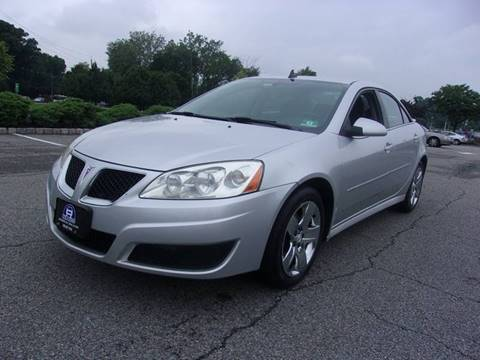 2010 Pontiac G6 for sale in Union, NJ