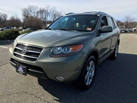 2007 Hyundai Santa Fe Limited for sale at B&B Auto LLC in Union NJ
