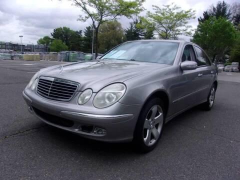 2003 Mercedes-Benz E-Class E 500 for sale at B&B Auto LLC in Union NJ