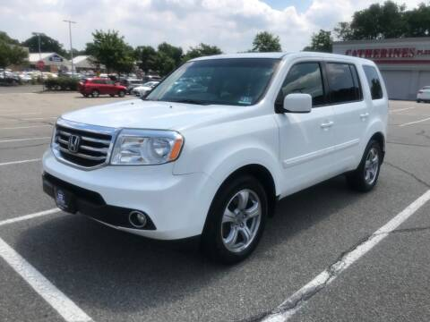 2014 Honda Pilot for sale at B&B Auto LLC in Union NJ
