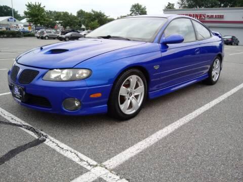 2006 Pontiac GTO for sale at B&B Auto LLC in Union NJ