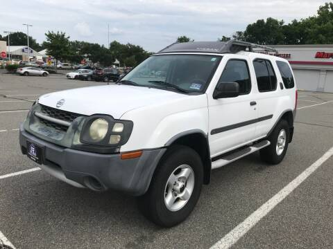 2003 Nissan Xterra for sale at B&B Auto LLC in Union NJ