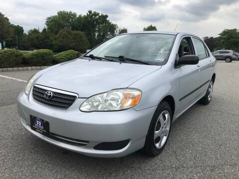 2008 Toyota Corolla for sale at B&B Auto LLC in Union NJ